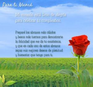 Cumpleaños Feliz A Ti Mamá