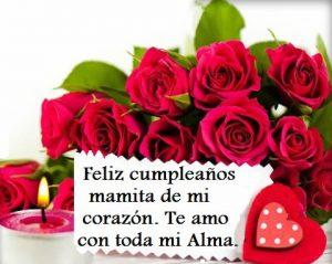 Cumpleaños Feliz A Ti Mamá Apreciada