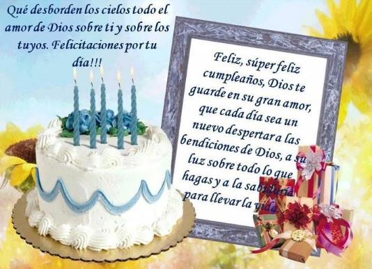 Cumpleaños Feliz A Ti Primo Ejemplar