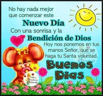 Buenos Días Nuevo Día