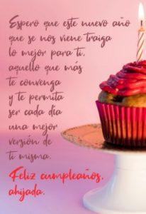 Cumpleaños Feliz A Ti Ahijada Trabajadora