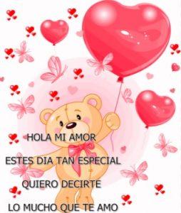 Cumpleaños Feliz A Ti Mi Querido Amor
