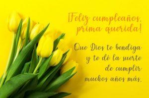 Cumpleaños Feliz A Ti Prima Romántica