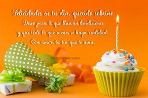Cumpleaños Feliz A Ti Sobrino Optimista