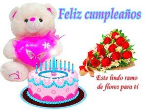 Cumpleaños Feliz A Ti Te Amo