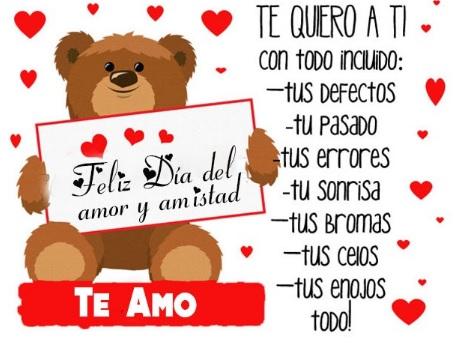 Las Mas Bellas Imagenes Del Dia Del Amor Y La Amistad Cumpleanos Feliz A Ti
