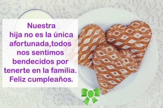 Cumpleaños Feliz A Ti Hija Soñadora