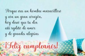 Cumpleaños feliz A ti cuñado bondadoso