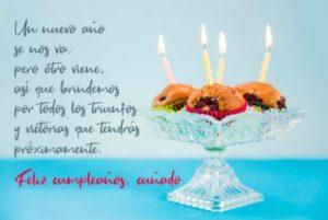 Cumpleaños feliz A ti cuñado emprendedor