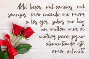 Bellas Imagenes con frases para un enamorado romántico