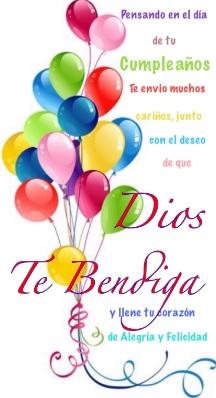 Lindas Frases de Feliz Cumpleaños para una Comadre bella