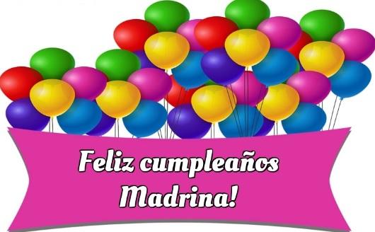 Lindas y Tiernas Dedicatorias para el Cumpleaños de una Madrina bondadosa
