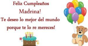 Lindas y Tiernas Dedicatorias para el Cumpleaños de una Madrina maravillosa