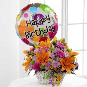 Feliz Cumpleaños que te vaya bien