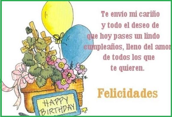 feliz cumpleaños grandioso hermano