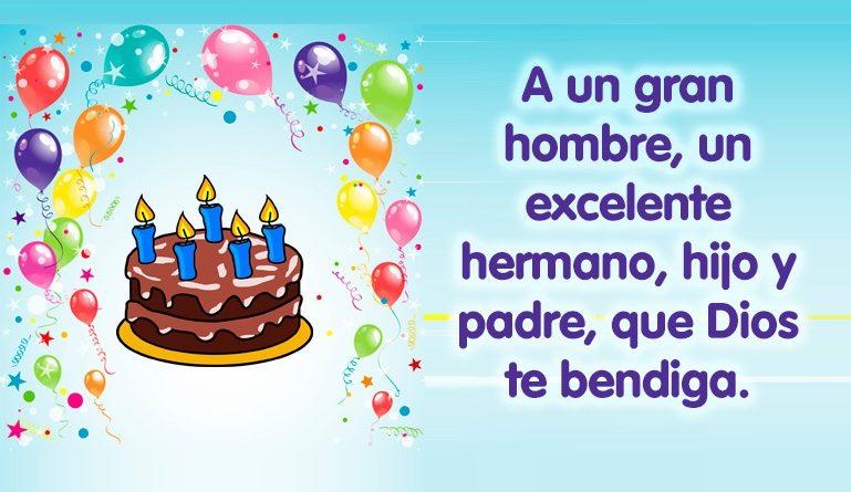 feliz cumpleaños hermano trabajador