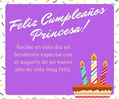 10 Bellos Mensajes De Feliz Cumpleaños Para Un Nieta Cumpleaños Feliz A Ti