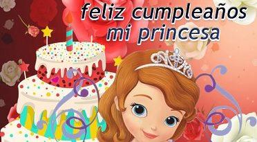 feliz cumpleaños hija tierna