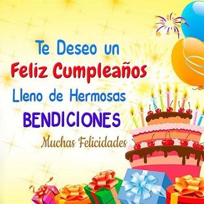 10 Bellas Frases De Feliz Cumpleaños Para Un Sobrino