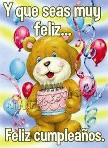 feliz cumpleaños yerno generoso