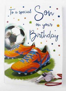 cumpleaños de mi hijo deportista
