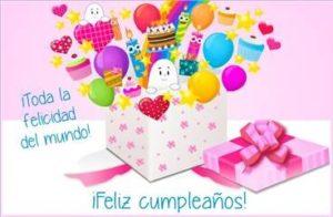 feliz cumpleaños suegra alegre