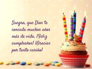 feliz cumpleaños suegra maravillosa