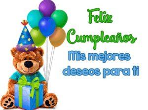 Cumpleaños Feliz A Ti alegre Amigo