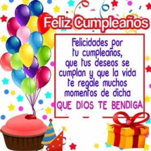 Cumpleaños Feliz A Ti generoso Amigo