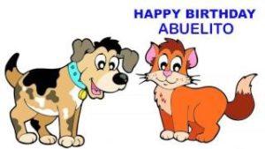 cumpleaños feliz a ti abuelito fiable