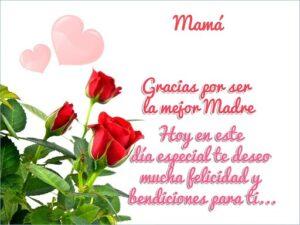 feliz cumpleaños mami amorosa
