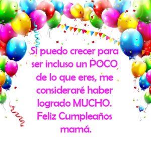 feliz cumpleaños mamita exitosa
